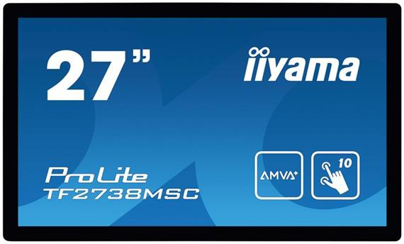 "27"" Open Frame Monitor TF2738MSC-B1"