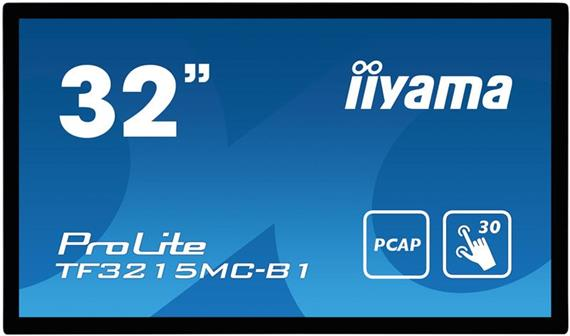 "32"" Touch Monitor TF3215MC-B1AG"