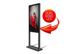 "55"" Dual-Sided High Brightness LCD DS551DR4"