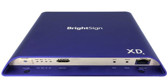 Digital Signage Player XD234