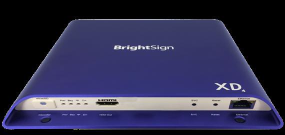 Digital Signage Player XD234