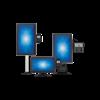 EMV Cradle for Verifone E355 for i-series