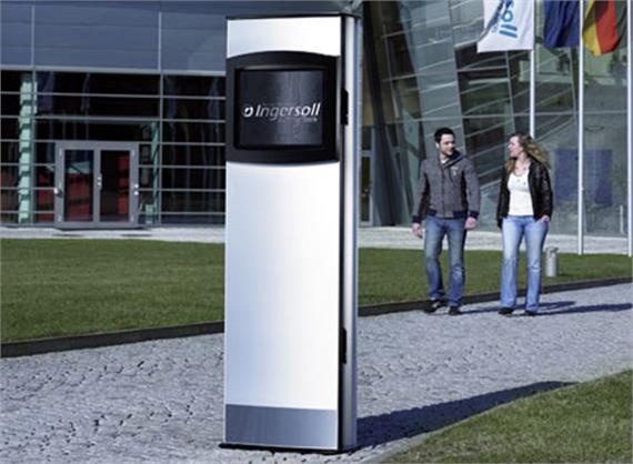 Flexi Outdoor Kiosk