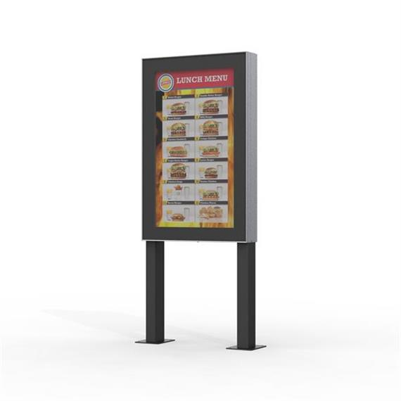 "| Spezialaktion | FORIS 47"" - Outdoor Kiosk / LEGS / P / 3000"