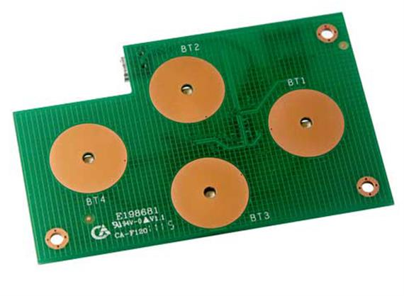 USB 4 Button Panel with XT1143, XD1033, HD1023, ..
